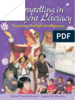 Susan Louise Trostle-Brand, Jeanne M. Donato-Storytelling in Emergent Literacy_ Fostering Multiple Intelligences-Delmar Thomson Learning (2001)