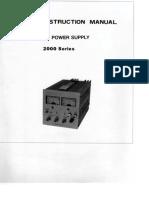 TPS-2000 manual