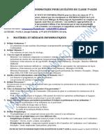 Informatique en terminale.docx