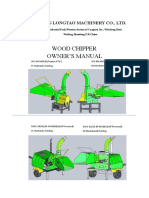 Chipper Manuals