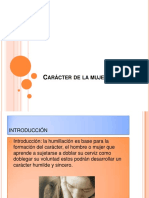 carcterdelamujercristiana-120724092740-phpapp01