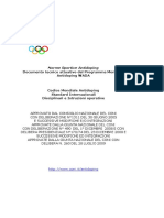 NormeSportiveAntidoping n