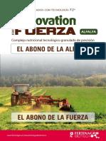 Renovation Fuerza Alfalfa