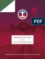Cuadernillo de Formación Volumen I Curso Elemental de Marxismo (1)