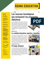 Clases de Recursos Tecnológicos.2010