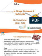Droga Nutriente