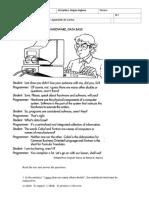 Atividade Inglês - Informática