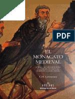 Lawrence C H El Monacato Medieval Forma de Vida Religiosa en Europa Occidental Durante La Edad Media