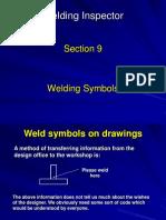 9 Welding Symbols