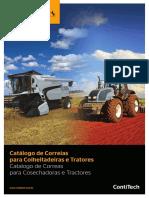 Catálogo de Correias Agrícolas