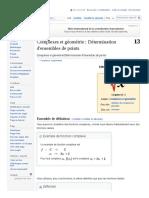 Fr Wikiversity Org Wiki Complexes Et g C3 A9om C3 A9trie D C3 A9termination d 27ensembles de Points