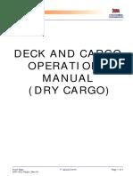 DCOM Dry Cargo