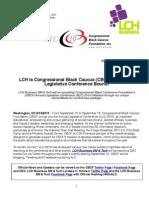 LCH Does the CBC's 40th Annual Legislative Conference!