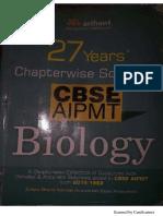 (40MB) Arihant Bio 27 Yrs
