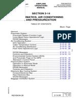 Pneumatics Airconditioning and Presurization