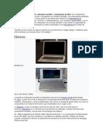 La Laptop Imprimir