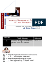 2 Inventory Management -Theory of Constraint REV