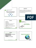 LEITURA 5 - Redes de Computadores Classificacao Topologia