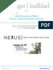 Executive Position Profile - Nexus - CEO