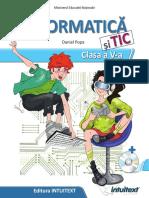 Informatica si TIC clasa V.pdf
