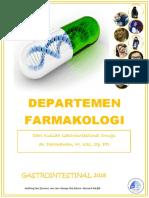 Tentir K9. Gastrointestinal Drugs - Dr.darmawan, M.kes, Sp.pd