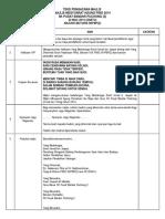 Teks Pengacara Majlis Agm Pibg 2014