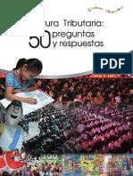 Cultura Tributaria - 50 preguntas y respuestas.pdf