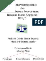 Tinjauan Teori Bisnis & Dasar Hukum