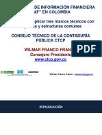 conferencia NIIF