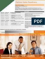 BPIO Module 04 BPIO Campaign and Maturity Model Tool