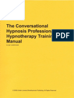 Prof Hypnotherapy Manual