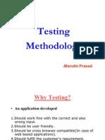Testing Methodoligies