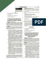 Ley Nº 30335 Ley Que Delega Al Poder Ejutivo La Facultad de Legislar en Materia Adm, Financiera y Economica
