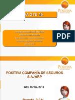Charla Nueva Guía Gtc 45 Versión 2010 - Positiva (Zkhp)