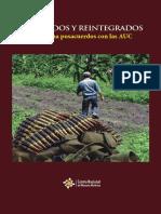 Armados y Reintegrados. Panorama Posacuerdos de Las AUC