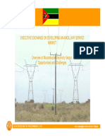 Mozambique Power Sector