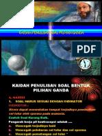 kaidah-penulisan-soal-pg-smp-53publish.ppt