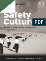 John Bernard Taylor Safety Culture
