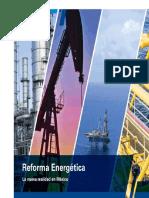 Reforma Energetica Ev Producto
