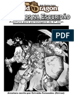 Perdidos Na Escuridão - Aventura Old Dragon