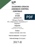 Lab02 Bloque de Funciones GRUPO C