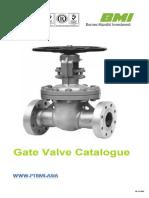 Brochure Gate Valve - 28.12.2015
