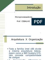 Unidade I_AULAS 3, 4  E 7 Evolução do Sistema de Computaçao