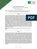 Informe de Laboratorio No 1 Ley de Stefan Boltzmann