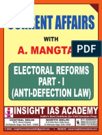 Anti Defection Law 1