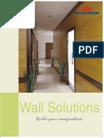 Wall Solutions Main