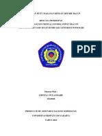 PDF Haccp Chintya Wulandarie