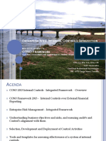 SAV ASSOCIATES - Approaches For Optimizing Your ICFR In The Context Of The New COSO