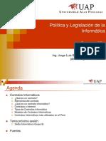 Legislacion UAP