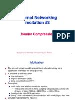Header Compression